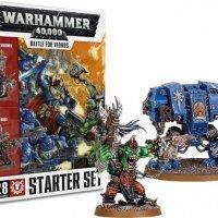 Warhammer 40K Battle for Vedros