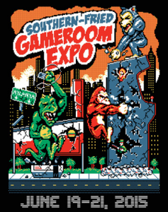 Southern Fried Gameroom Expo