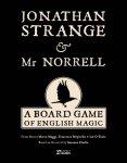 Jonathan Strange and Mr. Norrell: A Board Game of English Magic