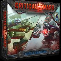 Critical Mass Board Game
