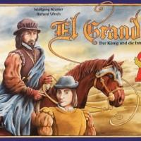 El Grande Board Game