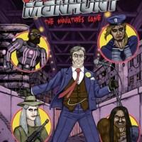 Urban Manhunt Cover