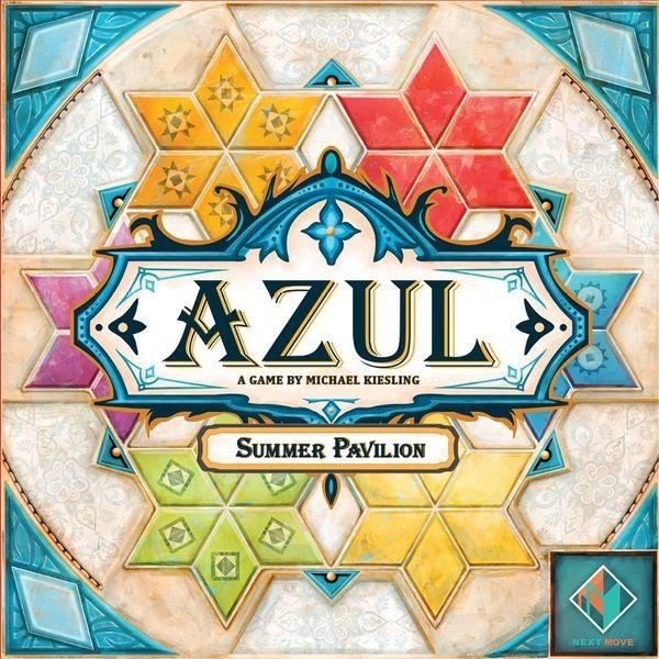 Play Matt: Azul Summer Pavillion Review