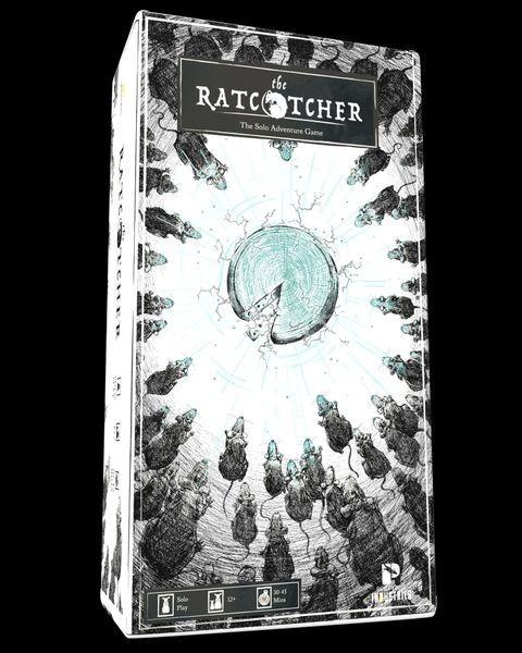 The Ratcatcher: Solo Adventure Board Game