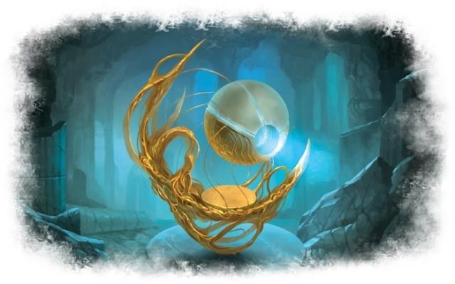 Beyond the Veil - Arkham Horror Card Game: Forgotten Age - Shattered Aeons