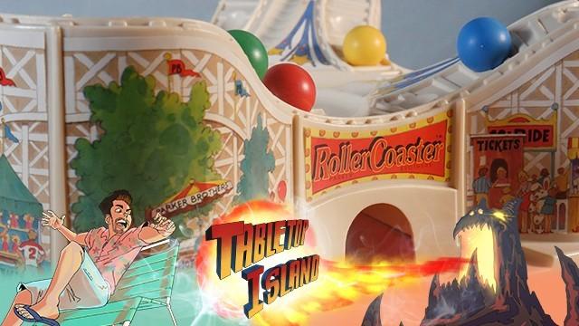 Vintage Board Game Review: Roller Coaster (1989)
