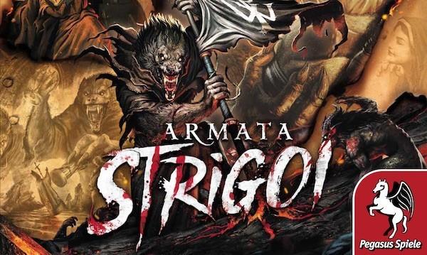 German Metal Band Board Game Armata Strigoi Coming to the US